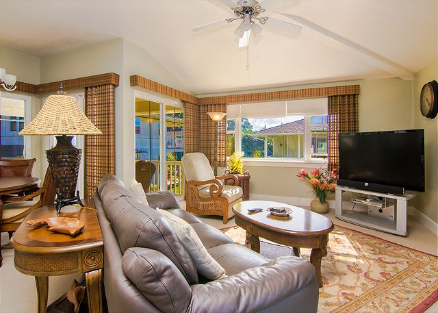 CONDO RENTAL PRINCEVILLE KAUAI The Plantation At Princeville Is Located Within Resort It Adjacent To Lakes Golf Course And