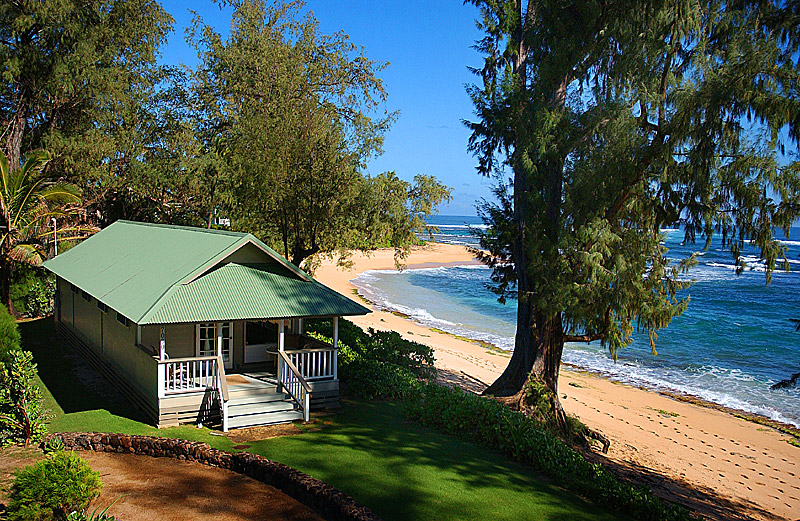 beach house rentals kauai