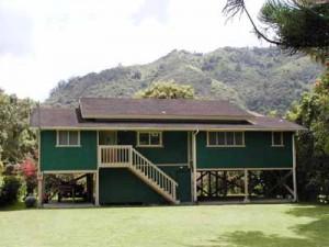 Manoa Hale, Haena, Kauai