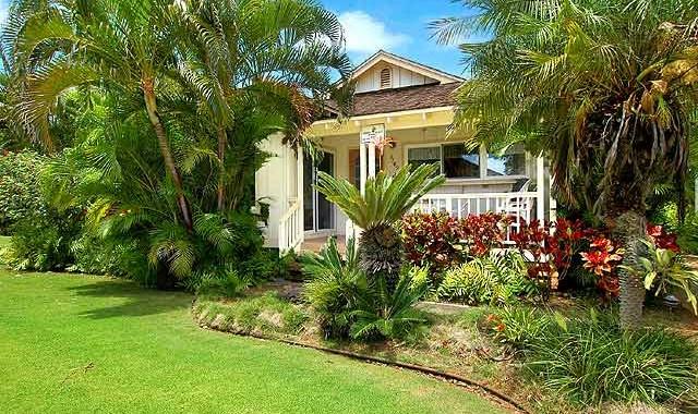 Baby Beach Bungalow Poipu Home Jean And Abbott Properties