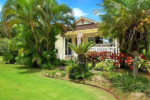 Poipu Beach Vacation Rental Baby Beach Bungalow Luxury