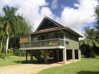 Li`i Cottage, Anini Beach, Kauai