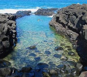 Queen's Bath, Princeville, Kauai