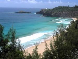 Oceanview Kauai vacation rental