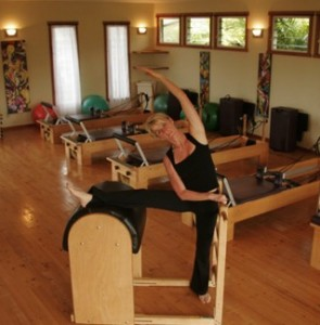 Pilates on Kauai