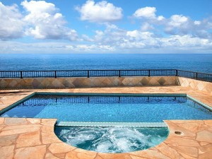 Oceanview Poipu vacation rental home