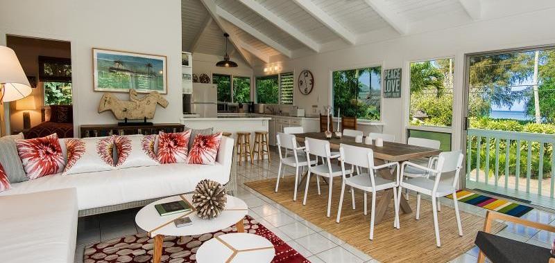 Hanalei Camp Magic Home Rental