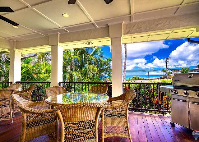 Poipu Kauai Vacation Rentalious  5 Bath Ocean Side Luxury Vacation Home Elegant In Every Dewith An Abundance Of Amenities And