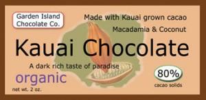 Kauai Chocolate