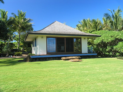 Hawaiian Cottage Anini Beach Kauai