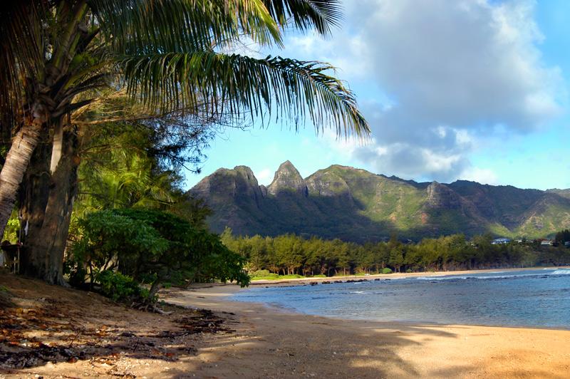 Anahola, Aliomanu, Kauai