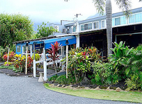 Hanalei Dolphin Restaurant, Hanalei