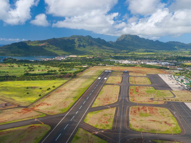 Lihue Airport, Kauai