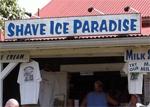 Shave Ice Paradise, Hanalei