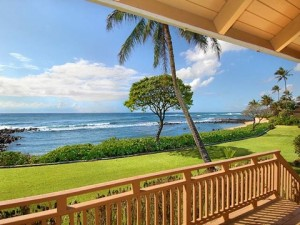 Kauai Ocean Front Vacation Rental