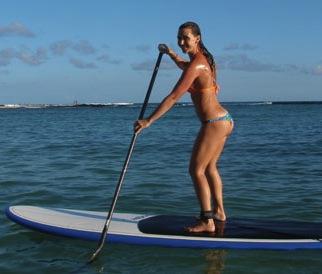 Kauai Stand Up Paddle Tours