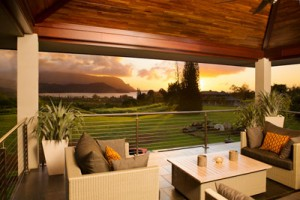 Oceanview Kauai home for rent