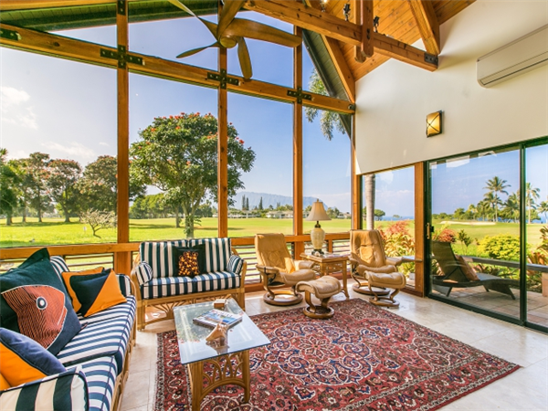 Princeville Kauai Vacation Rental Located In Princeville A Prime Neighborhood In The Heart Of Kauais North S Hale Ontario Is A 3 Bedroom